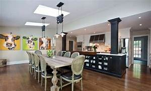 Dining room design – mix traditional style with