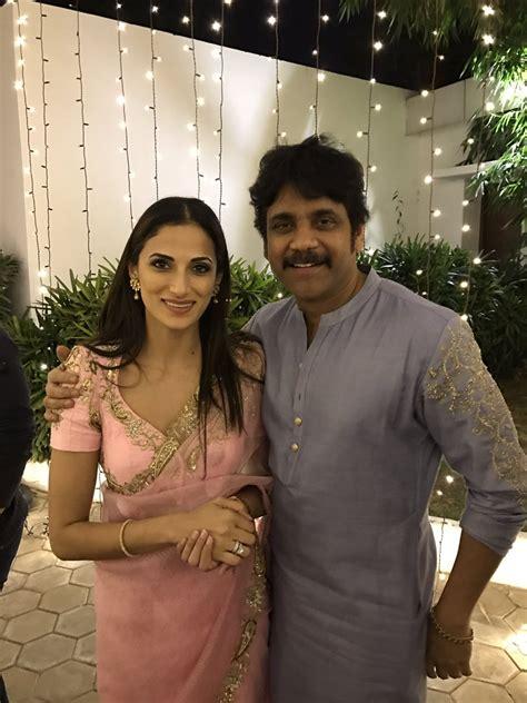 naga chaitanya  samantha engagement