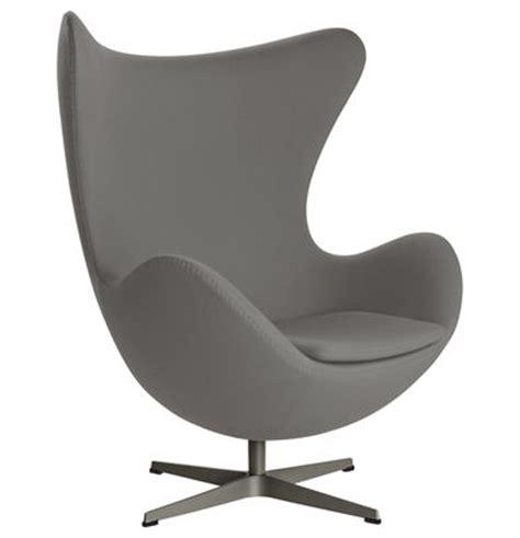 Fauteuil Bureau Ikea - fauteuil pivotant egg chair rembourré tissu gabriele