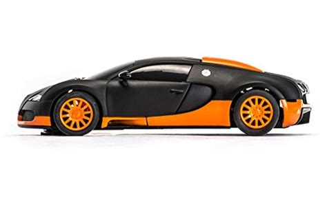 In 1910, ettore bugatti also produced his first car and later built some. Scalextric - Sca3661 - Bugatti Veyron - Echelle 1/32 | La caverne du jouet
