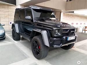 Mercedes Brabus 4x4 : mercedes brabus 4x4 prix brabus 850 6 0 biturbo 4x4 coupe une mercedes gle sous hormones l 39 ~ Medecine-chirurgie-esthetiques.com Avis de Voitures