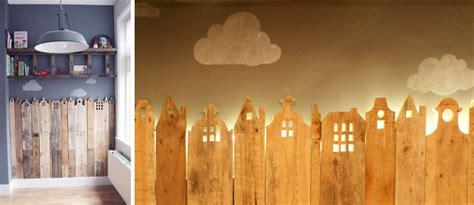 creer une chambre décorer une chambre d 39 enfant avec des palettes les