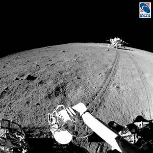 Photo of the day: China's Yutu rover snaps Chang'e-3 ...