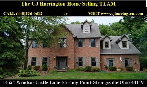 Homes For Sale In Strongsville Ohio by Cleveland Ohio Homes For Sale 14554 Castle Ln