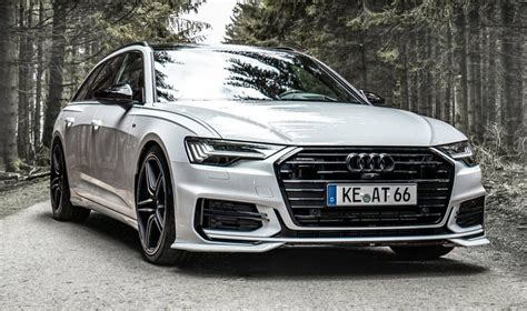 Audi A6 Avant Abt Tuning by 2019 Audi A6 Gains More Power And Visual Enhancements From