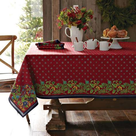 Provence Tablecloth Williamssonoma