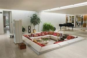 Deko Für Wohnzimmer : dekoideen wohnzimmer exotische stile und tolle deko ideen ~ Lizthompson.info Haus und Dekorationen