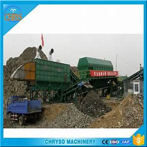 Fully Automatic Municipal Waste Rubbish Sorting Line_daily ...