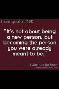 Best 25+ Transgender quotes ideas on Pinterest ...