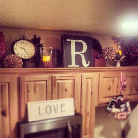 diy kitchen cabinet decorating ideas above cabinet kitchen decor crafty mally decorating