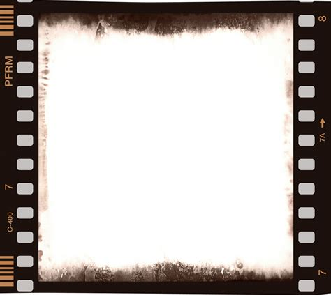 Templates Film by Blank Film Strip Template
