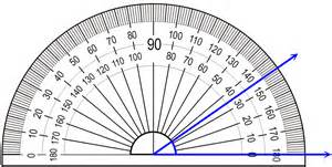 Measuring Angles Worksheet Measuring Angles With A Protractor Lesson