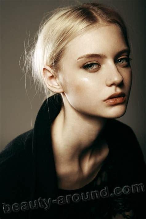 Top 18 Beautiful Russian Models Photo Gallery