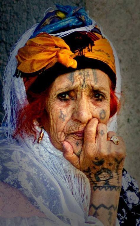 Amayasamazigh Amazigh Tattoo  Woman Pinterest