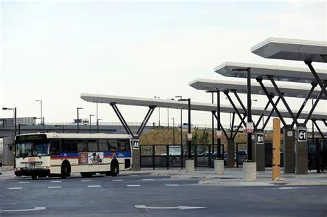 central park station park  ride  open serving buses