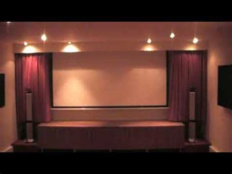 electric curtains youtube
