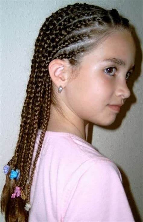 58 Beautiful Cornrows Hairstyles For Women