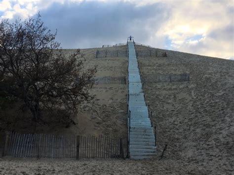 escalier dune du pilat escalier photo de dune du pilat la teste de buch tripadvisor