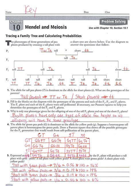 Buy Biology Chapter 11 Introduction To Genetics Test Answer