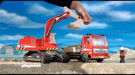 Playmobil Bau (deutsch) Youtube