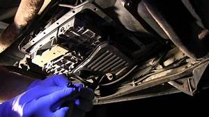 Replacing Solenoid Pack In E4od Transmission