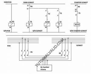 Cara Membaca Wiring Diagram Panel Listrik