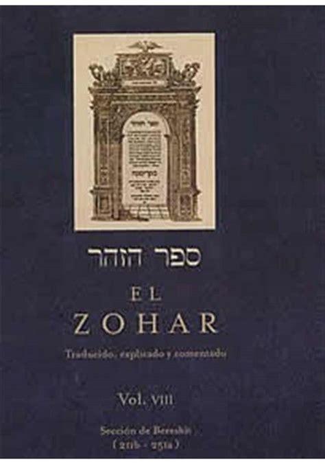 El Zohar-Vol-VIII-Sección de Bereshit-(211b-251a ...