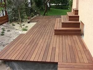 Pin by anica ruttorf on garten holzterrasse terrassen for Holz terrassen