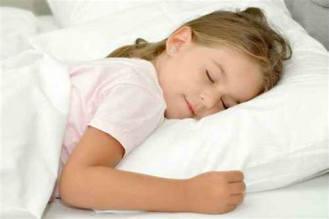 Sleeping Child by Children Who Can Self Soothe At Bedtime Adjust Better To