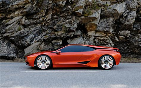 bmw  homage concept car widescreen exotic car pictures