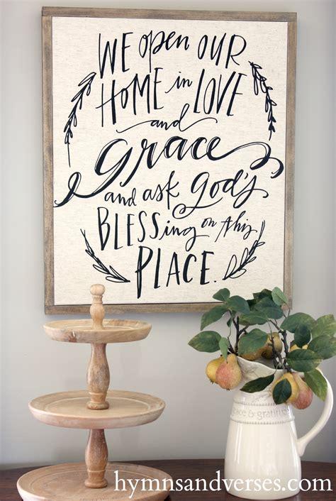 diy wood frame   artist canvas hymns  verses