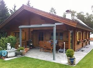 Terrasse Mit überdachung : berdachung terrasse aluminium in wei aluminium schmidinger ~ A.2002-acura-tl-radio.info Haus und Dekorationen