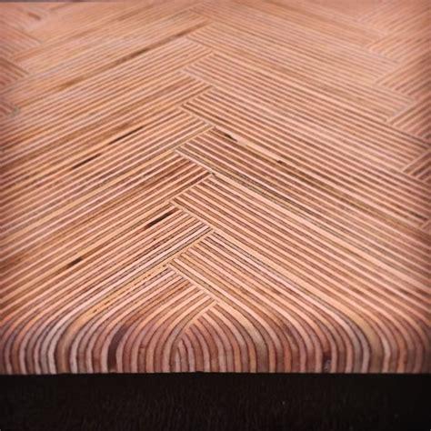 herringbone pattern plywood board   cm  cm
