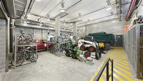 Battery Park Garage by Bpca Throws 7 Million Into A Money Pit Literally
