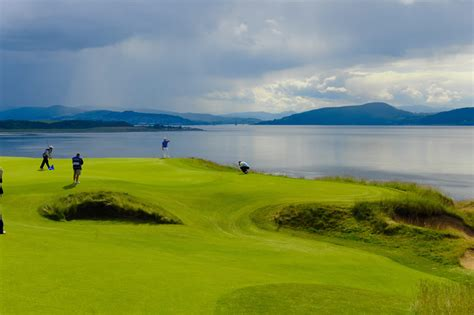 highland golf links courses hotels and holiday packages castle stuart golf links