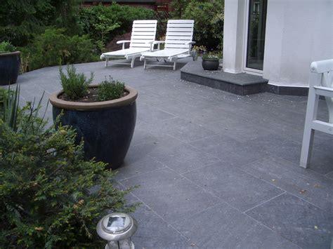 Granitplatten Für Terrasse by Terrasse Schiefer Treppen Granitborde Zufahrt Granit