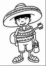 Mayo Cinco Coloring Pages Sheets Mexican Printable Mexico Christmas Heritage Theme Charro Preschool Fiesta Template Hispanic Activities Worksheets Thema Kleuren sketch template