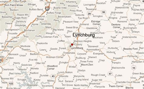 lynchburg virginia offender map is lynchburg virginia weather forecast