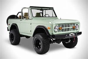 1970 Ford Bronco 'The Salt Flats' | HiConsumption