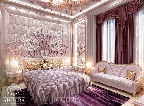 amazing  inspirational glamour bedroom ideas