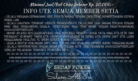 Sedappoker Agen Poker Agen BandarQ Situs BandarQ Daftar ...