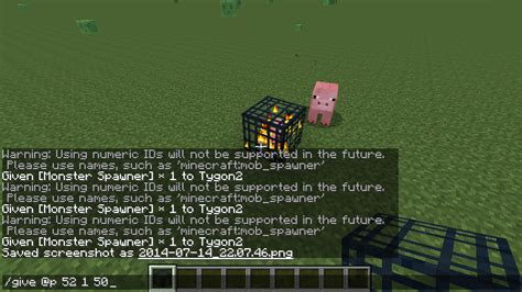 Minecraft Spawner Id — Available Space Miami