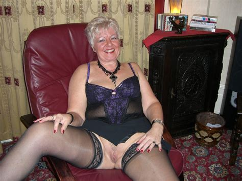 super hot british gilf lingerie 4 porn pic from hot
