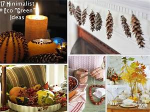 Minimalist Monday Eco Friendly Minimalist Holiday Dec