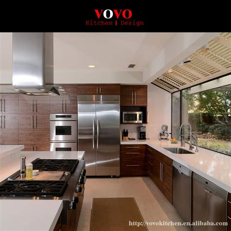 Mdf For Cabinets by Guangzhou Manufacturer Wood Veneer Mdf Kitchen Cabinet In