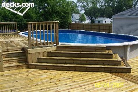17 Best Images About Decking Backyard