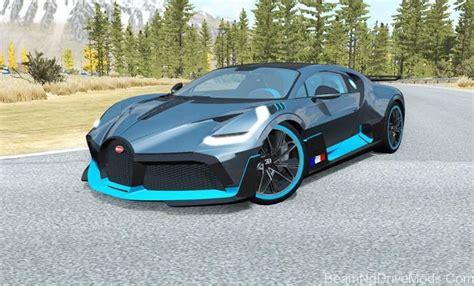 Beamng  Bugatti Divo 2018  Beamng Drive Mods Download