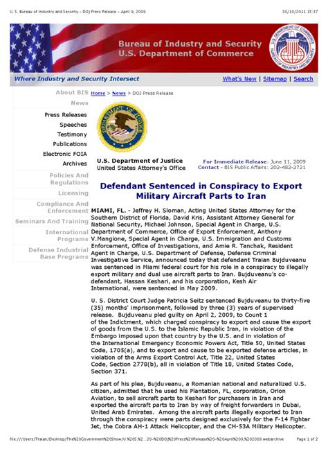 bureau of industry security bureau of industry security 28 images federal