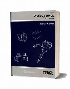 Volvo Penta Electrical Ignition Workshop Manual