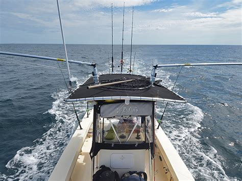Fishing Boat With Outriggers install outriggers on small boats fishtrack